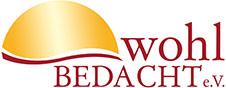 wohlBEDACHT e.V. Logo